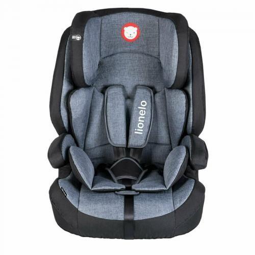 Lionelo - Scaun auto 9-36 Kg - Nico - Black - Scaune auto copii - Scaun auto 9-36 Kg