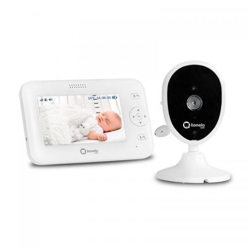 Lionelo - Video monitor Babyline 81 - Camera bebelusului - Interfon