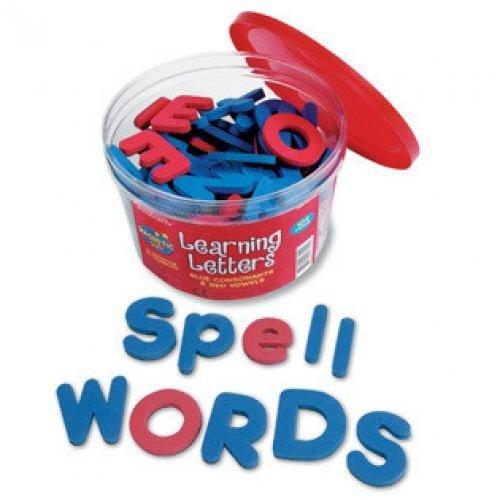 Litere Magnetice Mari Si Mici - Jocuri pentru copii - Jocuri magnetice