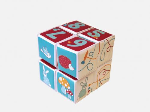 LUDI Cub magic Iepure - Jucarii copilasi - Dezvoltare imaginatie