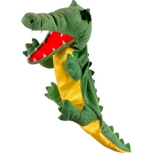 Marioneta de mana Crocodil Mare Fiesta Crafts FCT-2740BIG - Papusi ieftine -