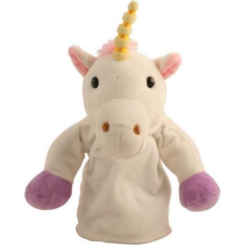 Marioneta de mana Unicorn Keycraft KCPL025 - Papusi ieftine -