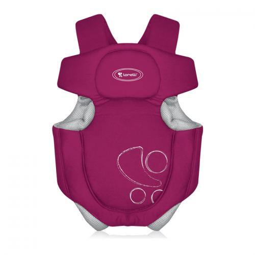 Marsupiu traveller - red - Plimbare bebe - Marsupiu bebelusi