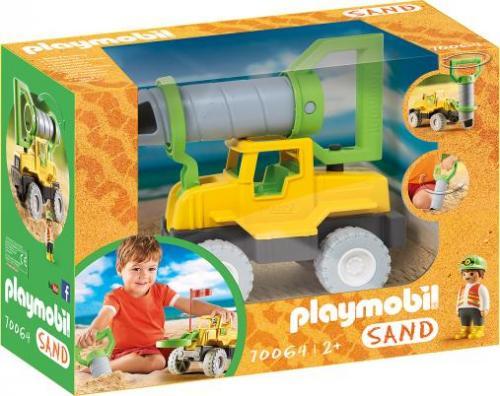 Masina De Foraj - Jucarii Playmobil -