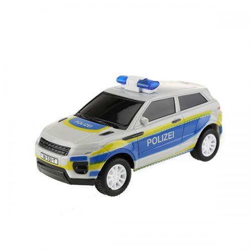 Masina de politie cu telecomanda - 16 cm - Jucarii copilasi - Avioane jucarie
