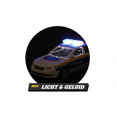 Masina de politie DE - Jucarii copilasi - Avioane jucarie