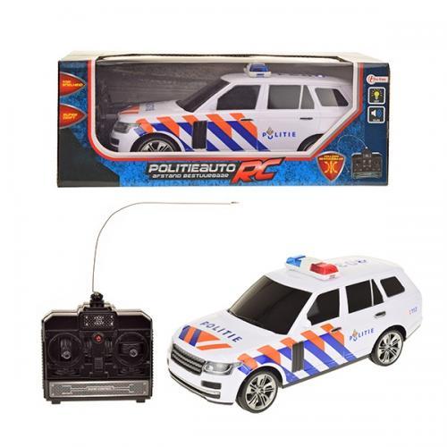 Masina de politie Olanda - Jucarii copilasi - Avioane jucarie