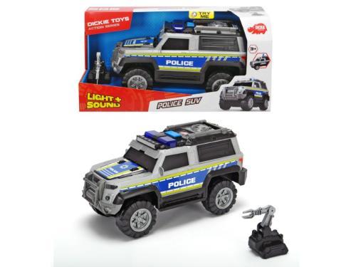 Masina de politie suv - Jucarii copilasi - Avioane jucarie