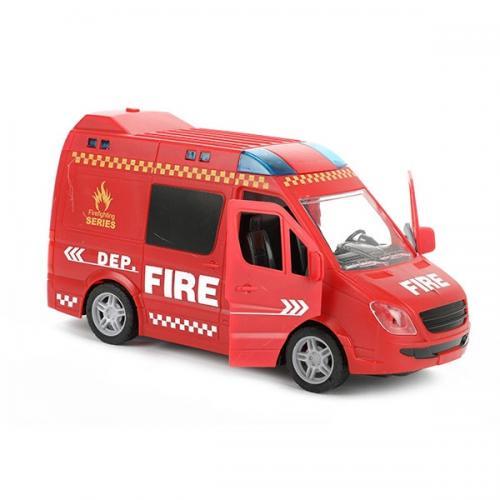 Masina de pompieri Anglia cu luminite - Jucarii copilasi - Avioane jucarie