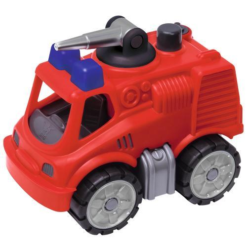 Masina de pompieri Big Power Worker Mini Fire Truck - Jucarii copilasi - Avioane jucarie