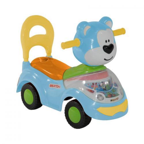 Masinuta bear - blue - Plimbare bebe - Masinute fara pedale