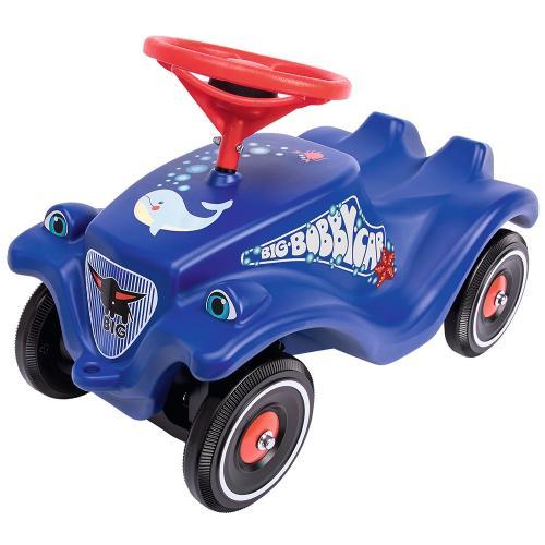 Masinuta de impins Big Bobby Car Classic Ocean - Plimbare bebe - Vehicule de impins