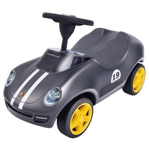 Masinuta de impins Big Bobby Porsche - Plimbare bebe - Vehicule de impins