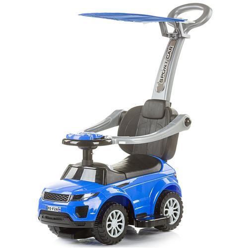 Masinuta de impins Chipolino RR Max blue - Plimbare bebe - Vehicule de impins