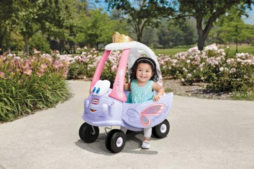 Masinuta Zana Cozy - Plimbare bebe - Masinute fara pedale
