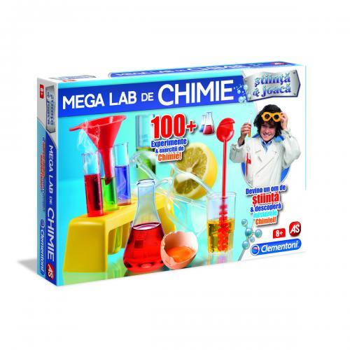 Mega laboratorul de chimie - Jucarii copilasi - Toys creative