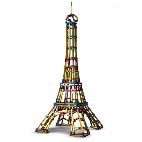 Mega Structuri: Turnul Eiffel Engino - Jucarii copilasi - Jucarii de constructie
