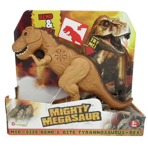 Mighty Megasaur Dinozauri Cu Functii Si Sunete-marime Medie - Jucarii copilasi - Figurine pop