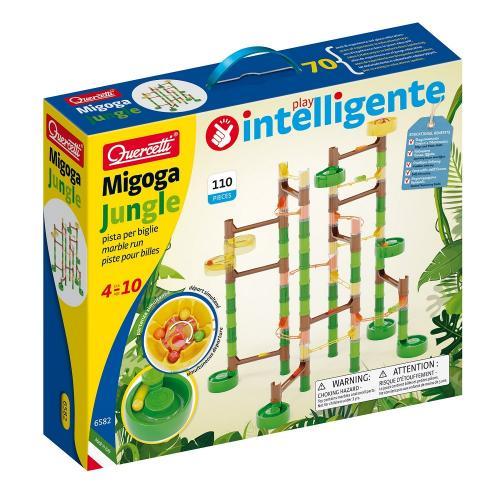 Migoga Jungle Marble Run Super - Jucarii copilasi - Jucarii educative bebe