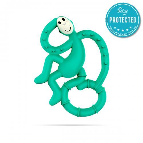 Mini Maimutica pentru dintisori - tratata antibacterian - Jucarii bebelusi - Jucarii dintisori