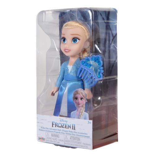 Mini Papusa Frozen 2 Elsa 15 Cm - Jucarii copilasi -