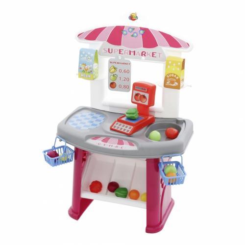 Mini-set supermarket cu accesorii - Coloma - Jucarii copilasi -