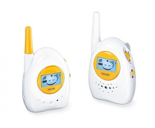 Monitor audio pentru bebelusi BY84 cu transmisie analoga - Camera bebelusului - Monitoare