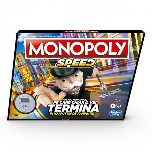 Monopoly speed - Jocuri pentru copii - Jocuri societate