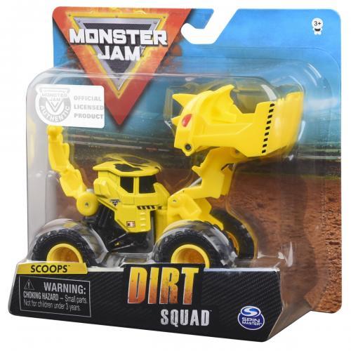 Monster jam utilaj greu scoops - Jucarii copilasi - Avioane jucarie
