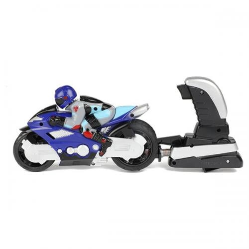 Motocicleta cu lansator - Jucarii copilasi - Avioane jucarie