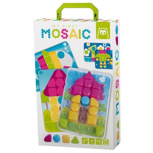 Mozaic gigant pentru cei mai mici - Jucarii copilasi - Toys creative