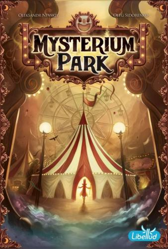 Mysterium Park Ro - Jocuri pentru copii - Jocuri societate