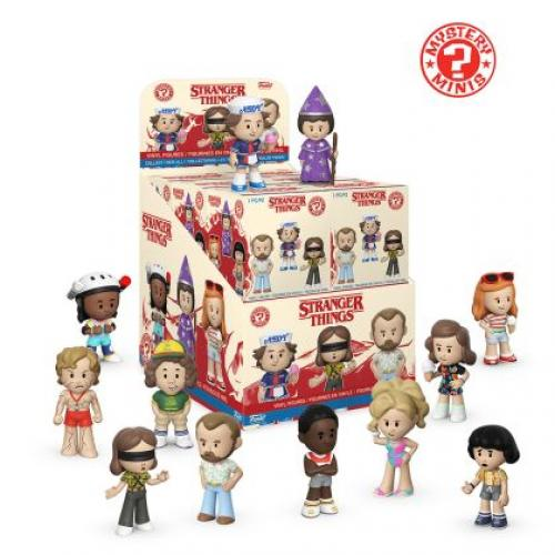 Mystery Mini Tv: Stranger Things Mm 01 - Jucarii copilasi - Figurine pop