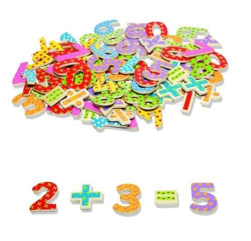 Numere magnetice - Jocuri pentru copii - Jocuri matematica