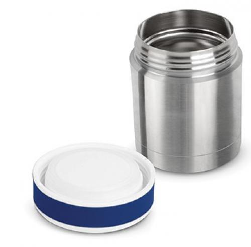 Nuvita Termos inox mancare solida 350 ml - argintiu 1470 - Hrana bebelusi - Incalzitor biberoane