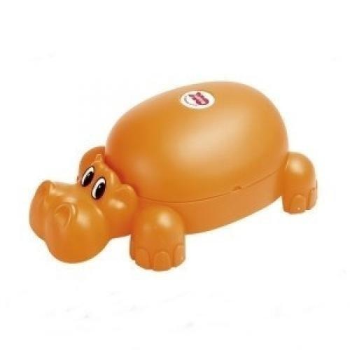 Olita Hipopotam - OKBaby - 783-portocaliu - Igiena ingrijire - Olita bebe