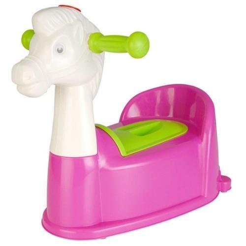 Olita pentru copii pilsan horse roz - Igiena ingrijire - Olita bebe
