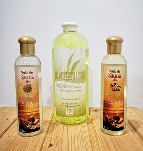 Pachet intretinere + aromaterapie sauna camylle - Jucarii exterior - Piscine