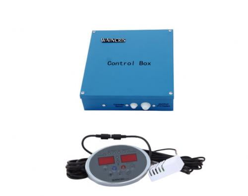 Panou de comanda digital waincris lampo 3-9kw - Jucarii exterior - Piscine