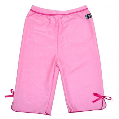 Pantaloni copii Princess marime 98-104 protectie UV Swimpy - Plimbare bebe -