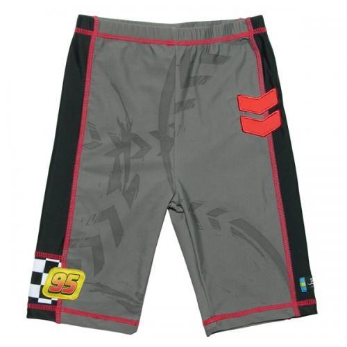 Pantaloni de baie Cars marime 98-104 protectie UV Swimpy - Echipament inot -