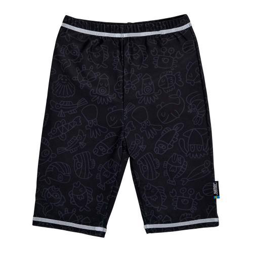 Pantaloni de baie Ocean marime 110- 116 protectie UV Swimpy - Echipament inot -