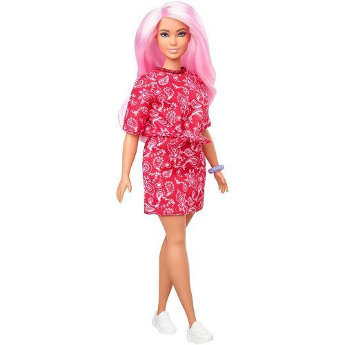 Papusa Barbie by Mattel Fashionistas GHW65 - Papusi ieftine -