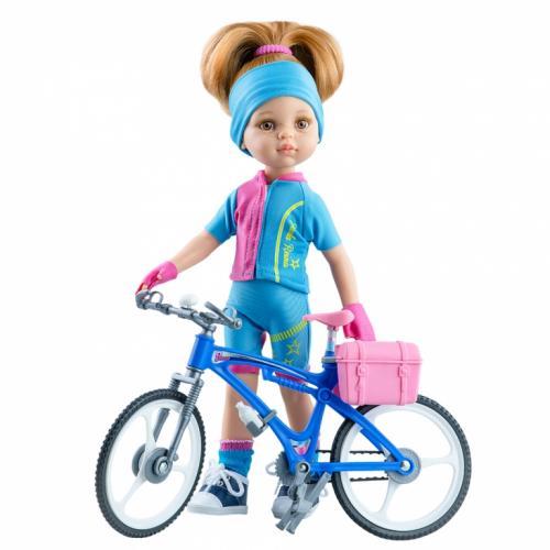 Papusa DASHA ciclista - Amigas - Paola Reina - Papusi ieftine -