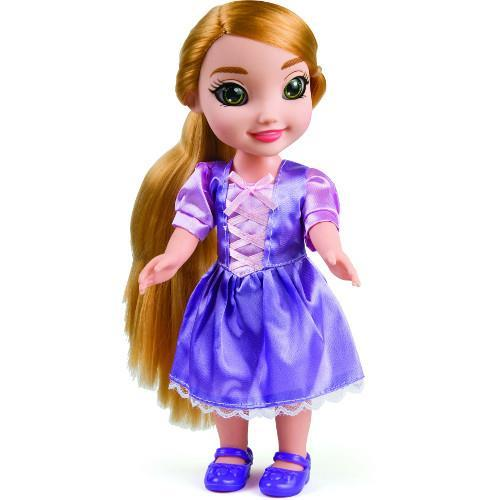 Papusa Rapunzel 25 cm Toddler - Papusi ieftine -