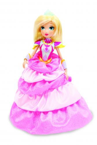 Papusa Regal Academy Diamond Princess - Rose - Papusi ieftine -