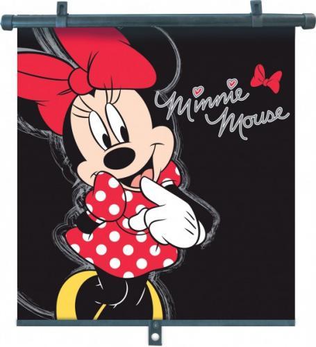 Parasolar rulou retractabil cu licenta Eurasia Minnie Mouse - Accesorii auto -