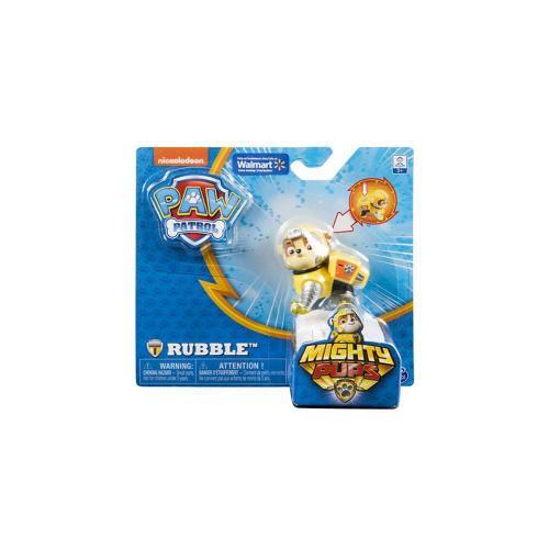 Patrula catelusilor eroi cu super puteri rubble - Jucarii copilasi - Figurine pop