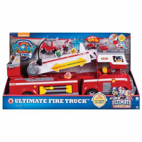 Patrula catelusilor fantastica masina a pompierului marshall - Jucarii copilasi - Figurine pop