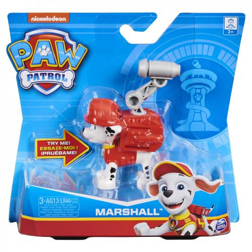 Patrula catelusilor figurina marshall pompierul - Jucarii copilasi - Figurine pop